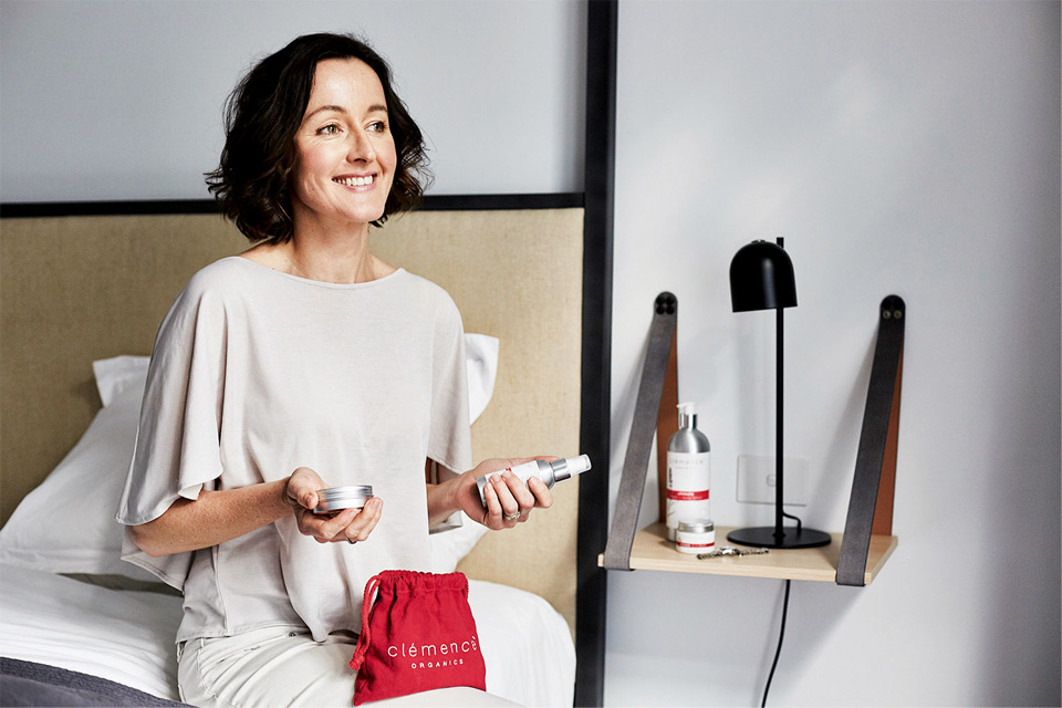 Beauty and health from within: a Q&A with Bridget Carmady (Clémence Organics)