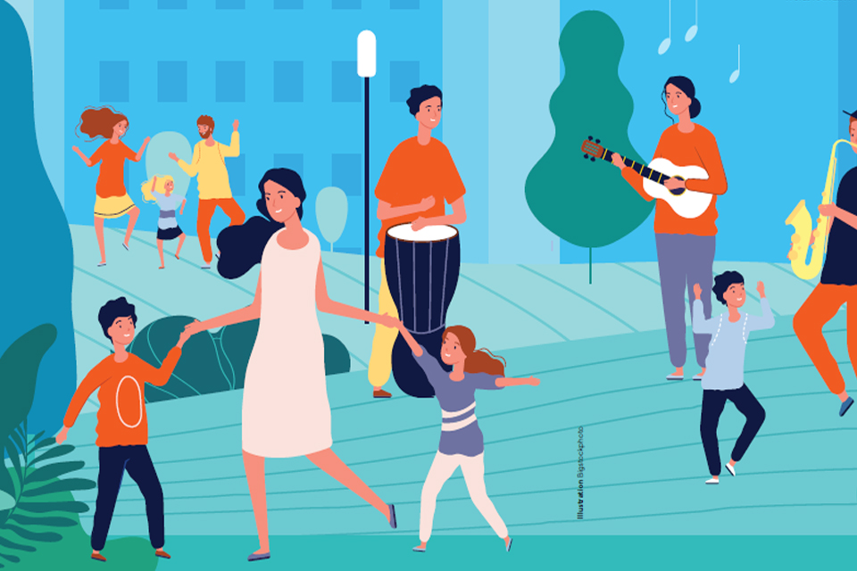 Embracing a mindful relationship with music