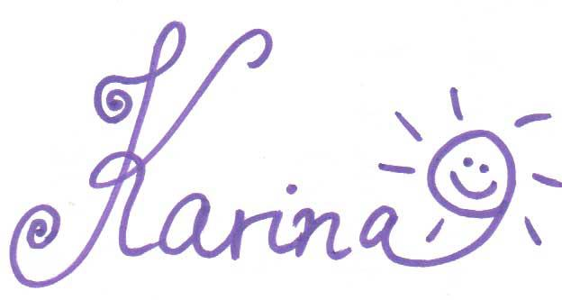 Karina Signature
